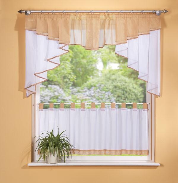 scheibengardinen set 2 teilig 150cm breit in verschiedenen farben. Black Bedroom Furniture Sets. Home Design Ideas