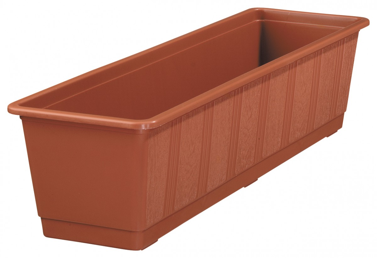 blumenkasten standard aus kunststoff gartencenter pflanzgef e balkonkasten