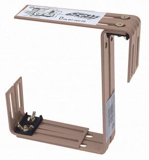 halter f r standard balkonkasten zweifach verstellbar blumenkastenhalter ebay. Black Bedroom Furniture Sets. Home Design Ideas