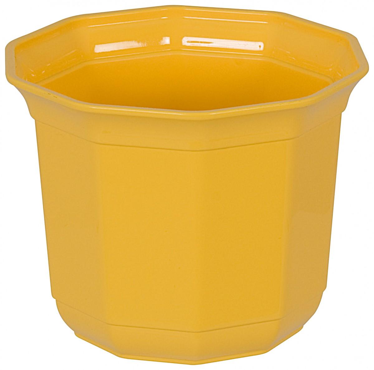 bertopf classic in gelb aus kunststoff gartencenter bert pfe. Black Bedroom Furniture Sets. Home Design Ideas