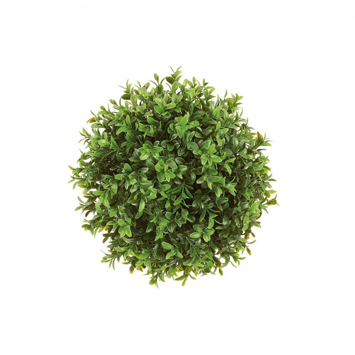 Buchsbaumkugel Kunstpflanze 25 cm